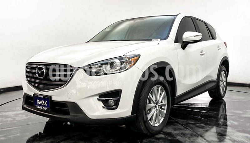 Mazda CX-5 2.0L i Grand Touring usado (2016) color Blanco precio $272,999