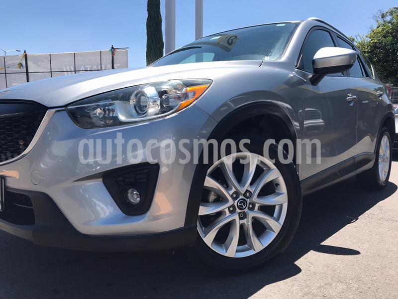 Mazda CX-5 2.5L S Grand Touring usado (2014) color Plata Sonic precio $265,000