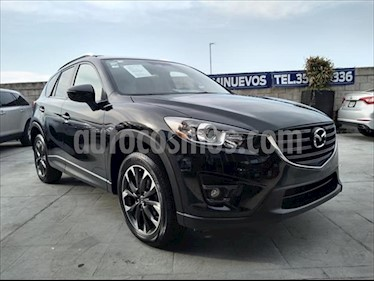 Mazda CX-5 2.0L i Grand Touring usado (2016) color Negro precio $295,000