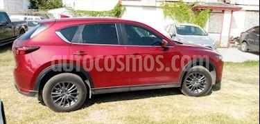 foto Mazda CX-5 2.0L i Sport usado (2019) color Rojo precio $370,000