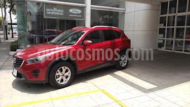 Mazda CX-5 GRAND TOURING S L4/2.5 AUT usado (2016) color Rojo precio $265,000