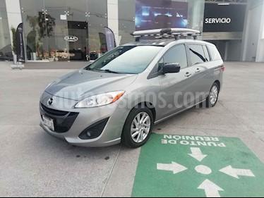 Mazda CX-5 2.0L i Sport usado (2015) color Plata precio $179,000