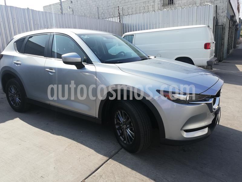 Mazda CX-5 2.0L i Sport usado (2019) color Plata Sonic precio $395,000