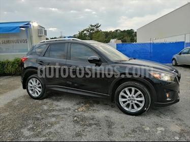 Mazda CX-5 5P GRAND TOURING S L4/2.5 AUT usado (2015) color Negro precio $230,000