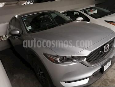 Mazda CX-5 i Grand Touring  usado (2019) color Plata precio $347,500