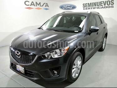 Mazda CX-5 2.5L S Grand Touring usado (2015) color Negro precio $264,900