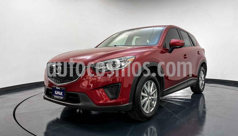 Mazda CX-5 2.0L i usado (2015) color Rojo precio $232,999