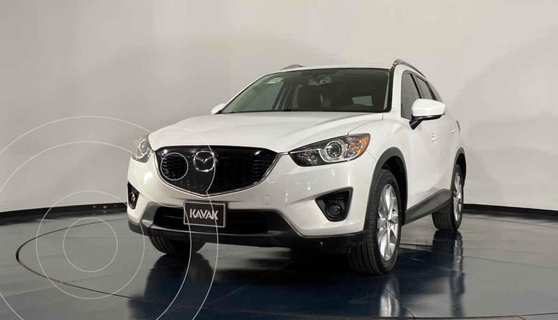 Foto Mazda CX-5 2.5L S Grand Touring 4x2 usado (2015) color Blanco precio $288,999