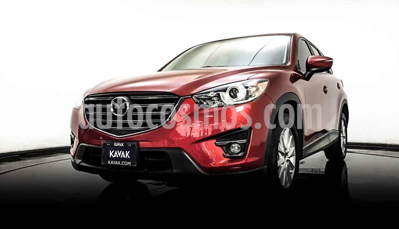 Mazda CX-5 2.0L i Grand Touring usado (2016) color Rojo precio $262,999