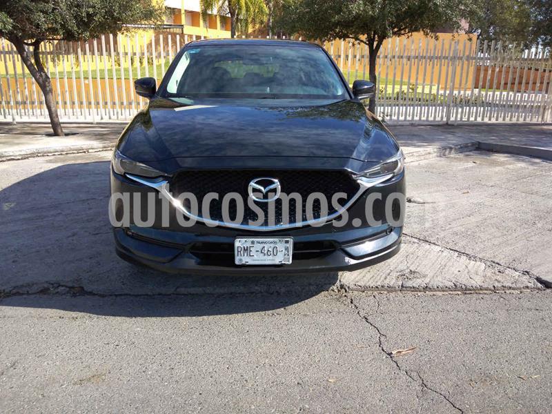Mazda CX-5 2.5L S Grand Touring 4x2 usado (2018) color Negro precio $359,900