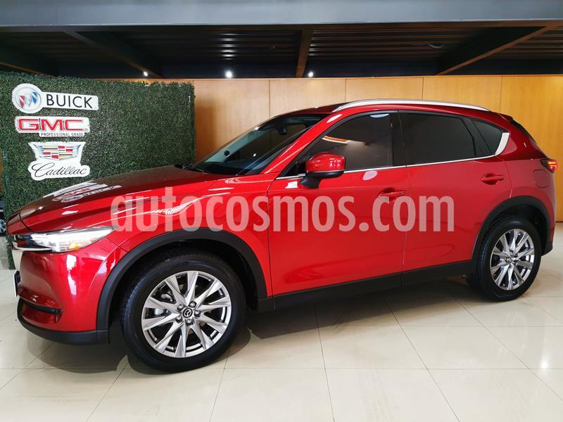 Mazda CX-5 2.5L T Signature usado (2019) color Rojo precio $459,000