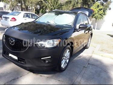 Mazda CX-5 2.5L S Grand Touring 4x2 usado (2015) color Negro precio $255,000