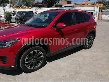 Mazda CX-5 2.5L S Grand Touring usado (2016) color Rojo precio $280,000