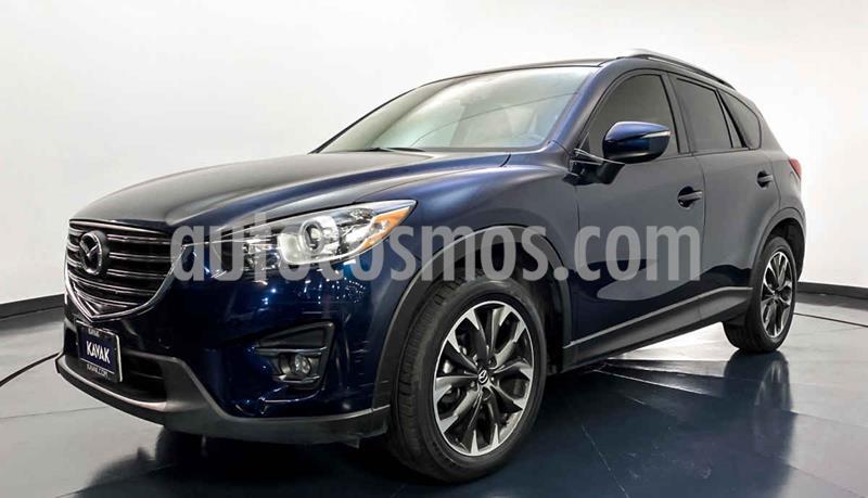 Mazda CX-5 2.0L i Grand Touring usado (2015) color Azul precio $287,999