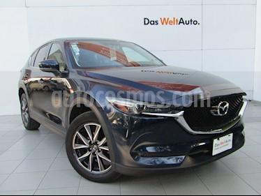 Mazda CX-5 i Grand Touring  usado (2018) color Azul precio $369,000