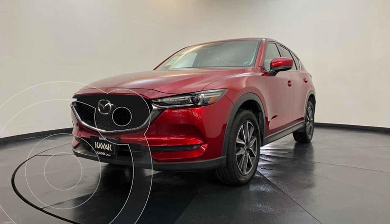 Mazda CX-5 2.0L i Grand Touring usado (2018) color Rojo precio $367,999