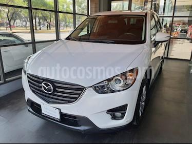 Mazda CX-5 2.0L i Sport usado (2016) color Blanco Perla precio $249,000