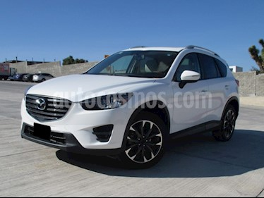 Mazda CX-5 2.5L S Grand Touring usado (2016) color Blanco Cristal precio $330,000