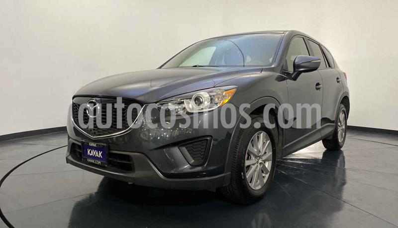 Mazda CX-5 2.0L i Sport usado (2015) color Gris precio $242,999
