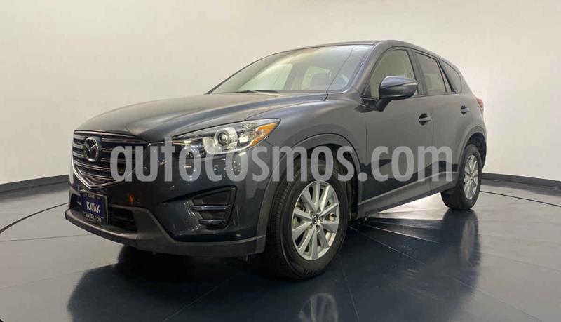Mazda CX-5 2.0L i usado (2016) color Gris precio $269,999