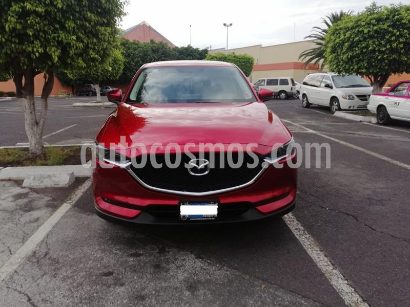 Mazda CX-5 2.0L i Grand Touring usado (2018) color Rojo precio $330,000