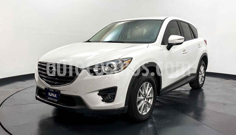 Mazda CX-5 2.0L i Grand Touring usado (2015) color Blanco precio $262,999