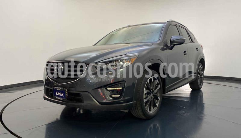 Mazda CX-5 2.5L S Grand Touring 4x2 usado (2017) color Gris precio $344,999