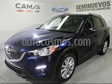 Mazda CX-5 2.5L S Grand Touring 4x2 usado (2015) color Azul Marino precio $266,900