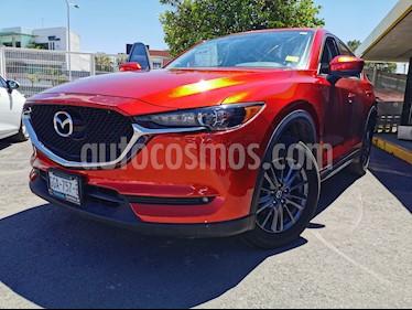 Mazda CX-5 2.0L i Sport usado (2019) color Rojo precio $380,000