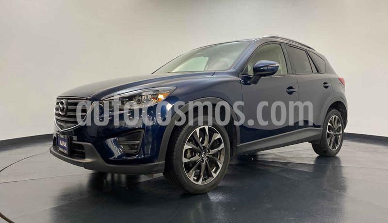 Mazda CX-5 2.5L S Grand Touring 4x2 usado (2016) color Azul precio $307,999