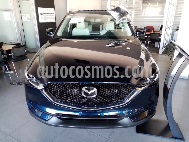 Mazda CX-5 2.5L S Grand Touring nuevo color Azul Marino precio $559,900