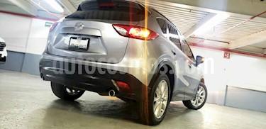Mazda CX-5 2.0L i Grand Touring usado (2015) color Gris precio $249,000