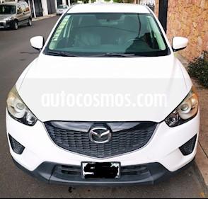 Mazda CX-5 2.0L i Sport usado (2014) color Blanco Perla precio $210,000