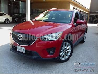 Foto Mazda CX-5 2.0L i Grand Touring usado (2013) color Rojo precio $205,000