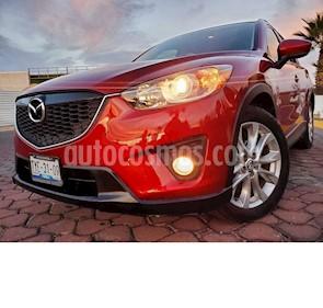 Mazda CX-5 2.0L i Grand Touring usado (2015) color Rojo precio $243,500