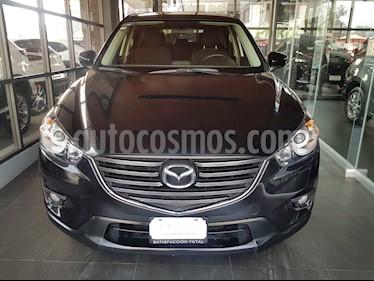 Mazda CX-5 2.0L i Sport usado (2016) color Negro precio $270,000