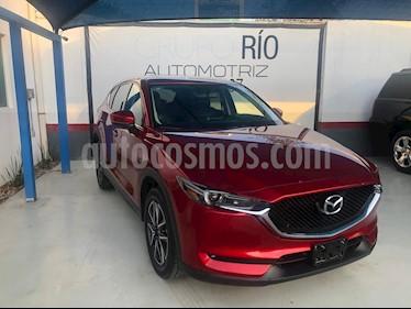 Mazda CX-5 2.5L S Grand Touring usado (2018) color Rojo precio $389,000