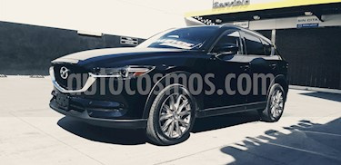 Mazda CX-5 2.5L T Signature usado (2019) color Negro precio $529,900