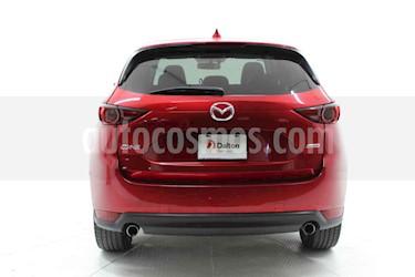 Mazda CX-5 2.0L i Grand Touring usado (2018) color Rojo precio $399,000
