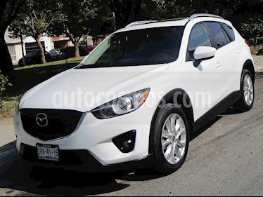 Mazda CX-5 2.5L S Grand Touring 4x4 usado (2014) color Blanco precio $242,000