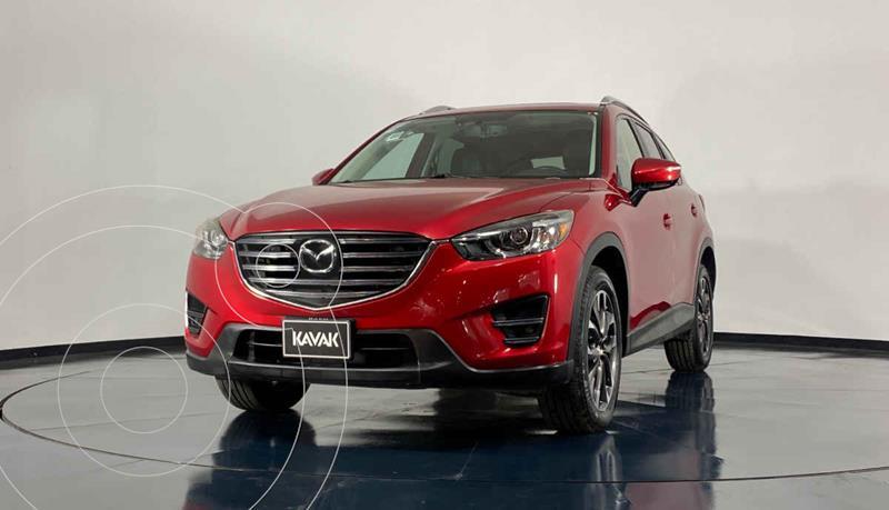 Foto Mazda CX-5 2.0L i Grand Touring usado (2016) color Rojo precio $320,999