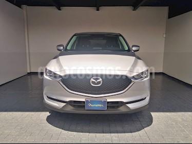 Mazda CX-5 2.0L i Sport usado (2018) color Plata precio $352,800