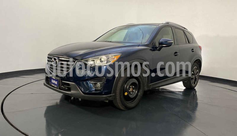 Mazda CX-5 2.0L i Grand Touring usado (2016) color Azul precio $287,999