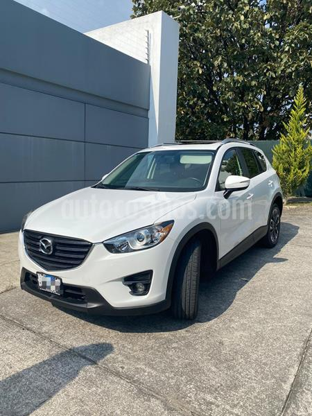 Mazda CX-5 2.0L i Grand Touring usado (2016) color Blanco Cristal precio $279,000