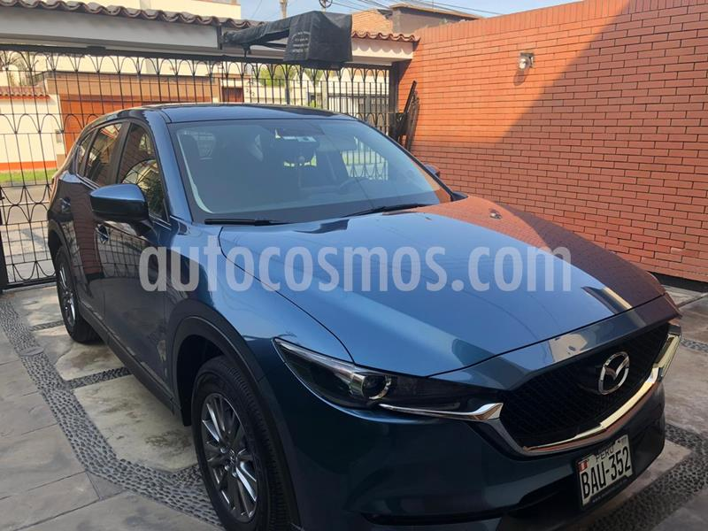 Mazda CX-5 2.0L Core MT/AT usado (2017) color Celeste precio $22,500