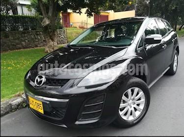 Foto venta Carro usado Mazda CX-7 5P 2.3L Aut (2011) color Negro precio $37.900.000