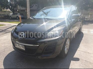 Mazda CX-7 2.3 AWD GT Aut usado (2012) color Negro precio $6.300.000