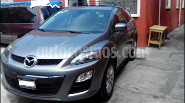 Mazda CX-7 Grand Touring AWD usado (2012) color Celeste precio $176,000