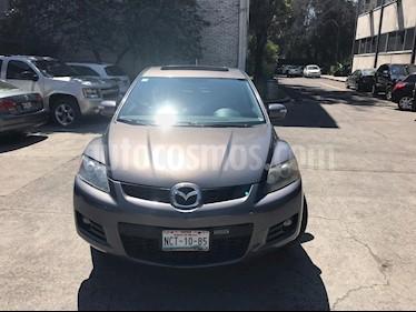 Mazda CX-7 Grand Touring usado (2009) color Gris Galactico precio $120,000