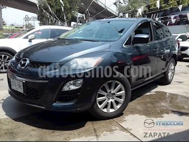 Foto venta Auto usado Mazda CX-7 Grand Touring (2012) color Azul Tormenta precio $165,000